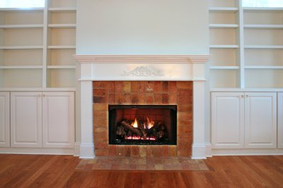 gas - fireplace